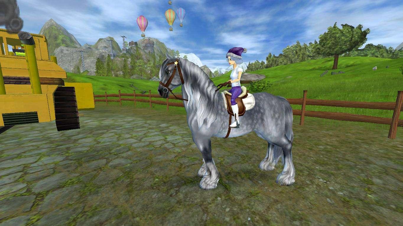 SSI AMI MONSTERGIRL - Star Stable je vzrušující online hra plná dobrodružství, koní a tajemství (10×8)