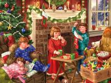 Christmas - Jak narazie to tylko przygotowania do świąt:)