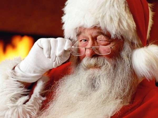PÈRE NOËL - Organisez un portrait du Père Noël (20×15)