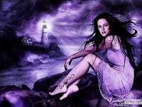 Bella Swan - Bella Swan - hlavní postava, láska k Edwardovu životu. Přesunula se ke svému otci do Forks ve P
