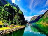Paisajes - No a ruszamy w rejs po te piękne krajobrazy :)