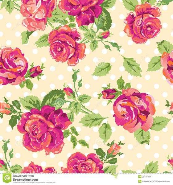 papel de parede com rosas - esse é o meu papel de parede na garagem (7×7)