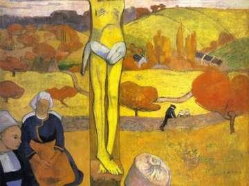 Cristo giallo - Cristo Giallo di P. Gaugin