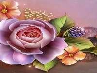 bloemen samenstelling