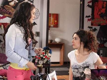 Chica Vampiro - Chica Vampiro. Teen vampire (org. Chica vampiro, 2013) - telenovelă columbiană pentru tineri creat