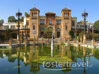 Паркът и дворецът на Мария Луиза