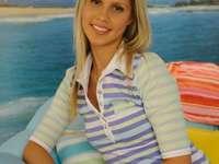 Claire Rhiannon Holt Kaplan - Naast film- en televisierollen, verscheen Claire ook in Dreamworld, Sizzlers en Queensland Lifesavin