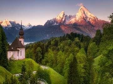 Maria sanctuary in Bavaria - Maria sanctuary in Bavaria