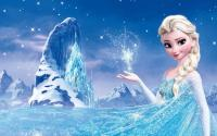 Ice Princess - Arrange the picture from the puzzle