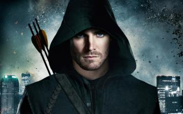 Arrow Oliver Queen - A fictional character (superhero), known from the comics series published by DC Comics. The inspirat