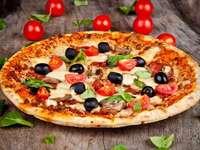 favoriete pizza