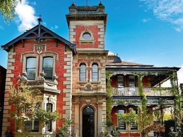 Victorian style palace - Victorian style palace