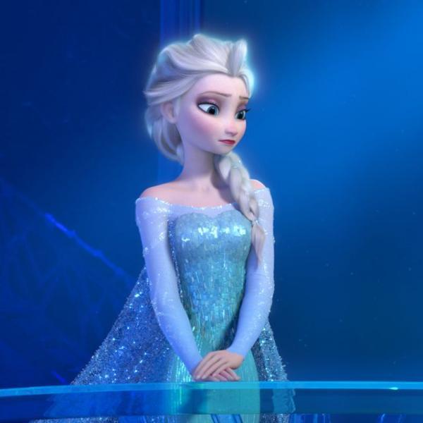 Παγωμένη Έλσα - Ένας από τους κύριους χαρακτήρες της ταινίας κινουμένων σχεδίων Frozen. Είναι η μεγαλύτερη αδερφή της Πριγκίπισ (3×4)