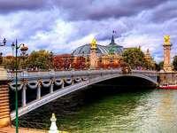 Bridge, postymenty város - Bridge, lábazat, város