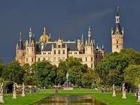 castelo, Schwerin, Alemanha