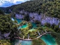 Plitvicer Seen, Kroatien - Plitvicer Seen, Kroatien