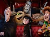 Film Hôtel Transylvanie - Film d'animation 3D américain, produit par le studio Sony Pictures Animation commandé par Col