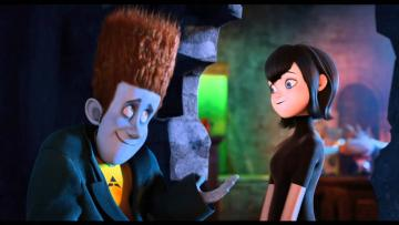 Hotel Transylvania - Drakula, the owner of the Hotel Transylvania, or a five-star hotel in the world of monsters, invites
