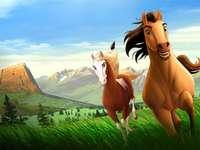 Mustang z divokého údolí