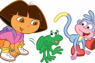 Dora meets the world - Dora - is a little traveler who with a great heart and curiosity meets the world around her. In each