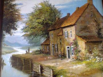Niezapomniany widok - Nasza wieś jest piękna