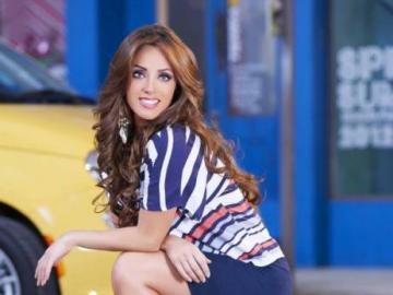 linda chica anahi - Imagen de una chica guapa, la actriz Anahi Portilla de la serie de televisión Rebels.