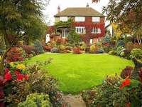 Ρετιρέ σε αγγλικό κήπο - Ρετιρέ σε αγγλικό κήπο