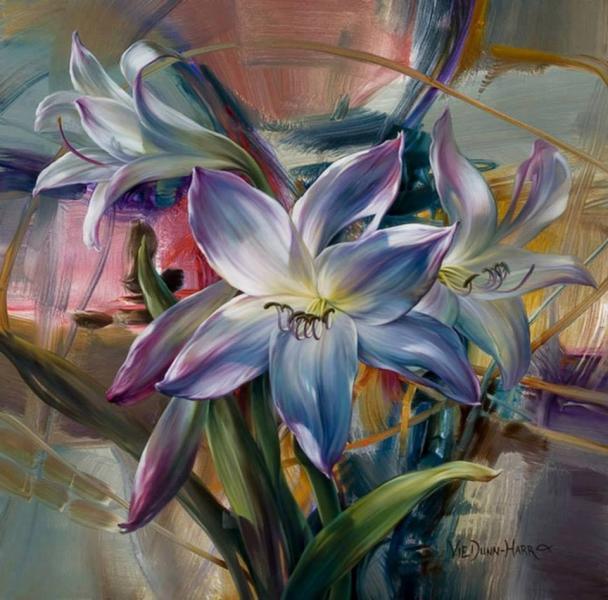 Piękne Kwiaty - Cudo przepiękne kwiaty (10×10)