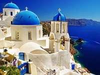 Grekisk himmel