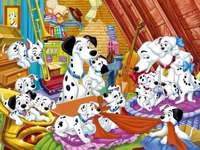 101 Dalmatiërs - Dalmatische honden, puppy's