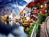 Халщат Австрия