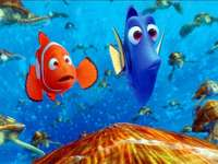 Nemo - where is Nemo - Where is Nemo? (Finding Nemo) - American animated film from the 2003 Pixara production and Walt Disn