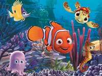 Nemo and friends