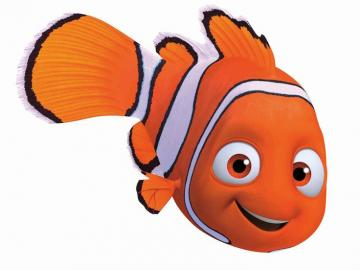 Nemo - where is Nemo - The Great Barrier Reef is inhabited by colorful fish called clownfish. One of them named Marlin meet