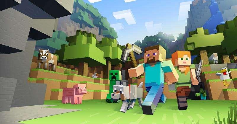 minekrakra - Minecraft. Es wird eine sehr schwierige Aufgabe sein !!! Es ist cool und schön (8×8)