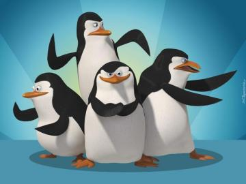Penguins from Madagascar - The film tells the story of four penguin commandos - an eccentric strategist Kowalski, a specialist