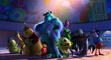 Monster Inc - Monsters scare children because it's their job, but they are actually afraid of them. Once upon