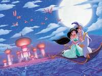 Aladdin en Jasmine