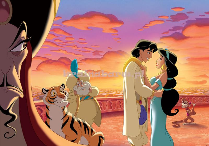 alladin disney tale - De volledige animatiefilm uit 1992, geproduceerd door Walt Disney Pictures, de eenendertigste film uit de canon van Disney-animatiefilms. Het is een gratis bewerking van het verhaal van Aladdin en de (7×6)