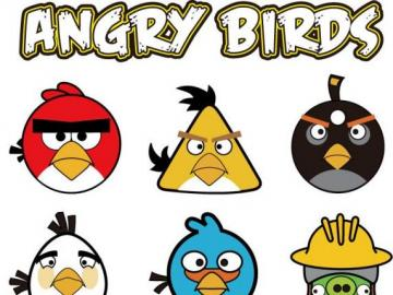 Angry Birds - Angry Birds - a series of computer games launched in December 2009 by Rovio Mobile, in which players