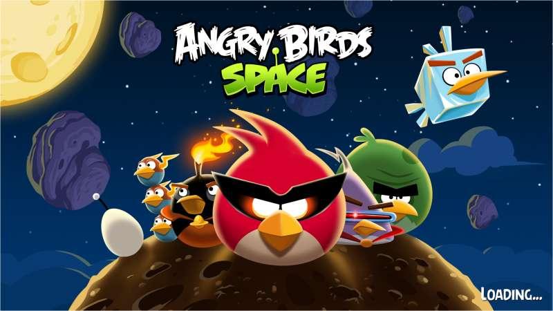 Wuetende Voegel - Angry Birds - eine Reihe von Computerspielen, die im Dezember 2009 von Rovio Mobile lanciert wurden und bei denen die Spieler eine Schleuder verwenden, aus der Voegel auf in verschiedenen Strukturen g (6×4)