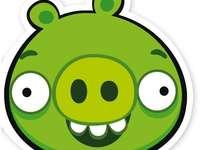 Schwein von Angry Birds