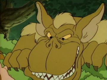 Giardino di Gumizy - Gumisie (Disney's Adventures of the Gummi Bears, 1985-1991) - una serie animata dello studio Di