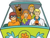 Fiaba di Scooby Doo