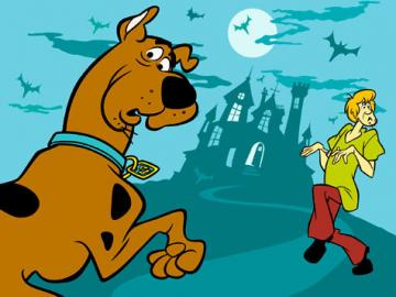 Scooby Doo fairy tale - A series of animated series for children produced in the United States from 1969 to today. The creat