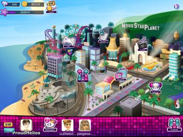 MovieStarPlanet - MovieStarPlanet (w Hiszpanii również MyStarPlanet) – komputerowa gra edukacyjna stworzona przez