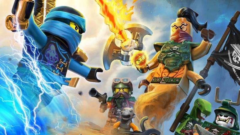 Ninjago film - Ninjago: Masters of Spinjitzu (Lego Ninjago: Masters of Spinjitzu) - Americko-dánská animovaná série vytvořená na základě řady hraček stejného titulu inspirovaných japonským folklórem. S (7×5)