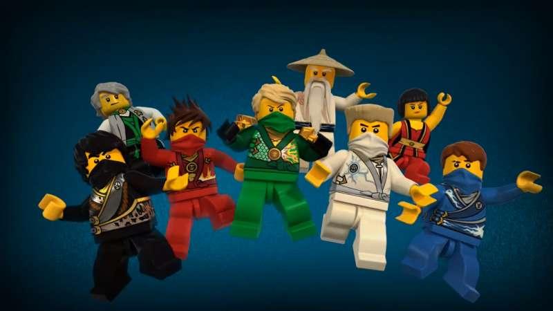 Ninjago film - Ninjago: Mistrzowie Spinjitzu (ang. Lego Ninjago: Masters of Spinjitzu) – amerykańsko-duński serial animowany stworzony na podstawie serii zabawek o tym samym tytule, inspirowany folklorem Japonii (17×10)