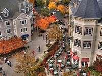 Kanadensiska staden Quebeck - Kanadensiska staden Quebec