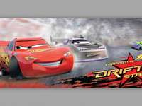 Pixar cars - Cars (Cars) - American, full-length animated film from 2006 created by Pixar in cooperation with Dis